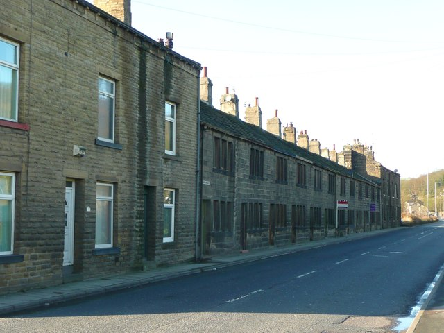White Houses, Burnley Road, Mytholmroyd