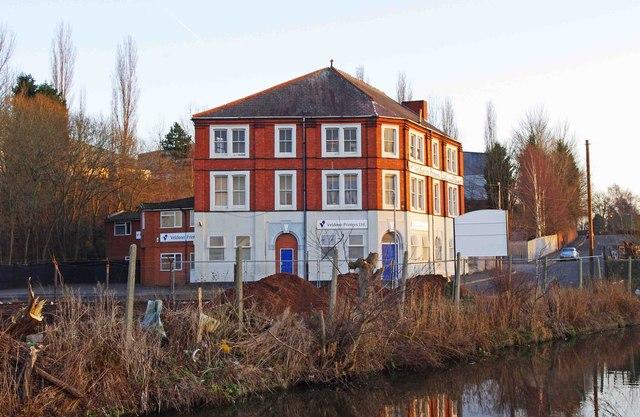 Veldonn Printers Ltd., 46 Clensmore Street, Kidderminster