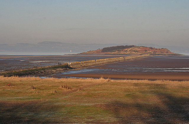 The Causeway from Cramond