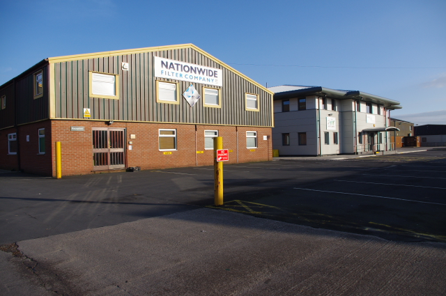 Vickers Industrial Estate, White Lund