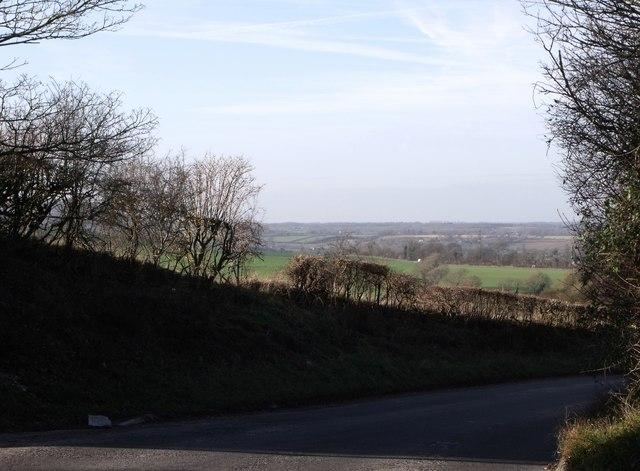 New Road, south of Ringmer