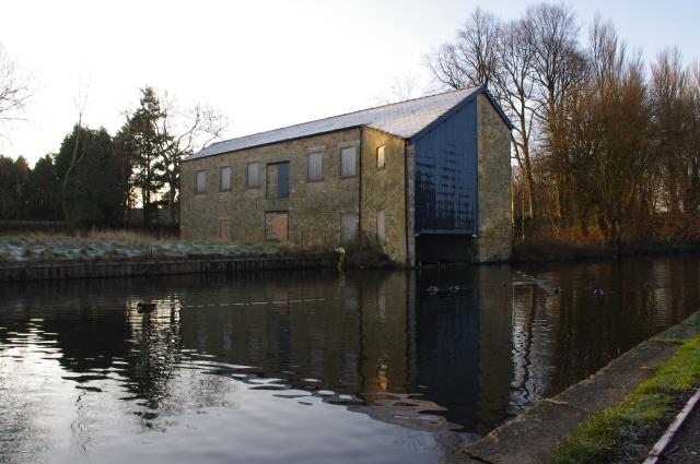 Boathouse, Lancaster Canal