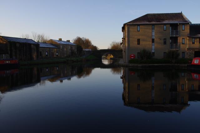 Chancellor's Wharf, Lancaster Canal