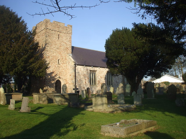 Church of St John Baptist, Sully
