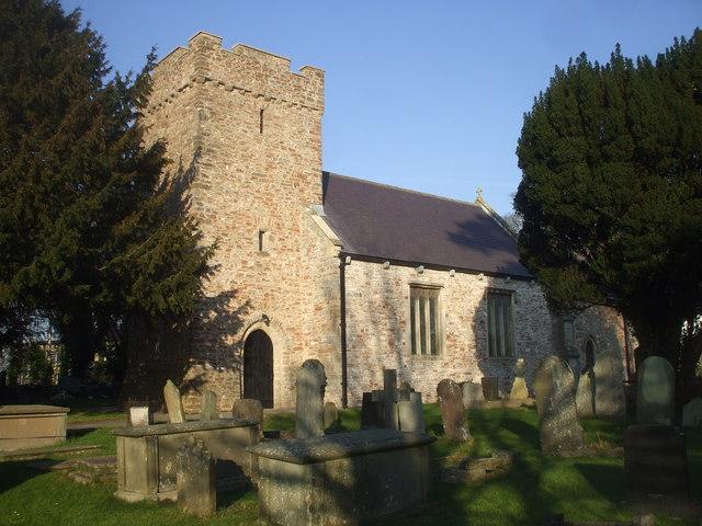 Church of St John Baptist, Sully
