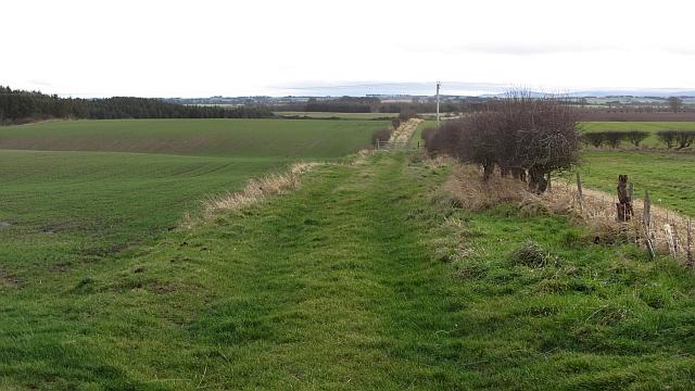 Farm track, Unthank