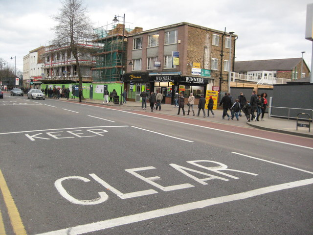 High Road, Tottenham