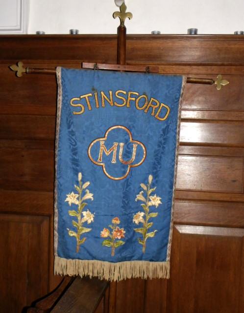 Banner, St Michael's Church