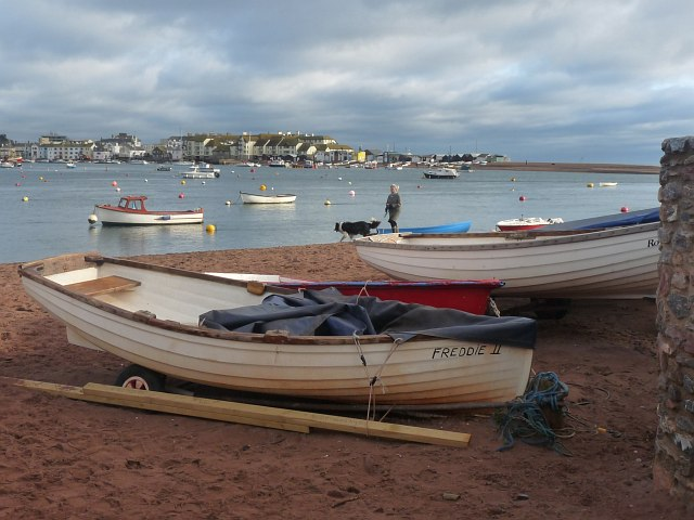 Shaldon Beach