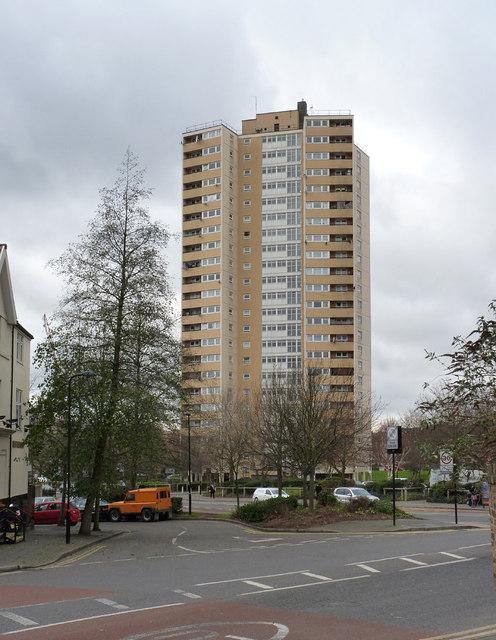 Moreton Tower, Acton
