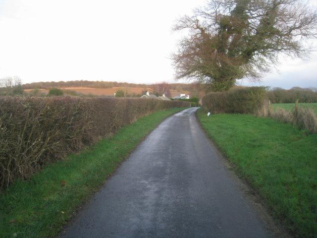 Breach Farm access / Wayfarer's Walk