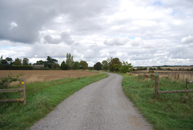 Byway to Bower Farm