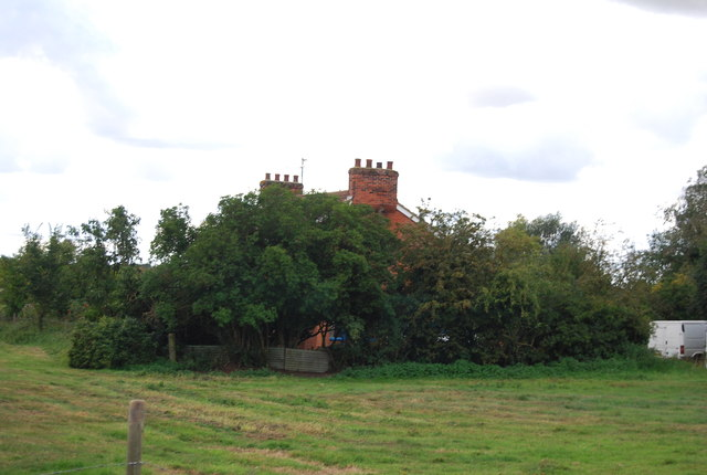 Cottage near Glebe Farm
