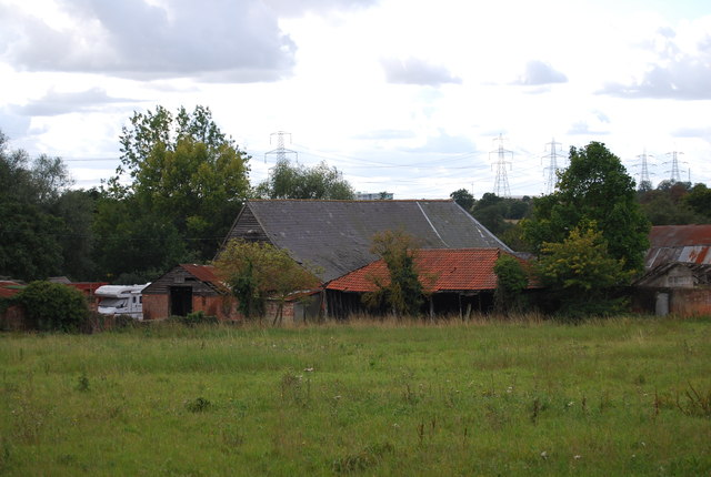 Outbuildings, Rise Hall Farm