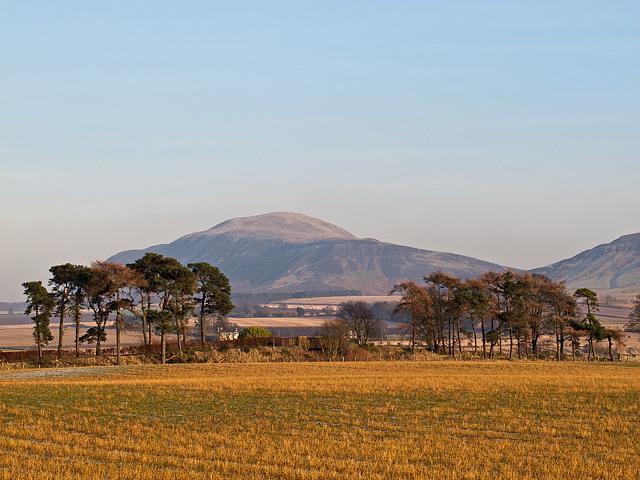 Farmland near Mawcarse