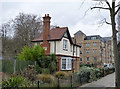 TQ2080 : The Lodge, Acton Park by Alan Murray-Rust