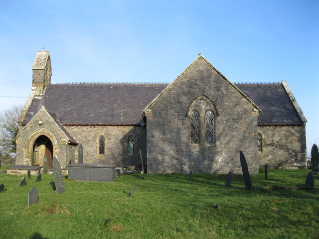 Eglwys S Edern