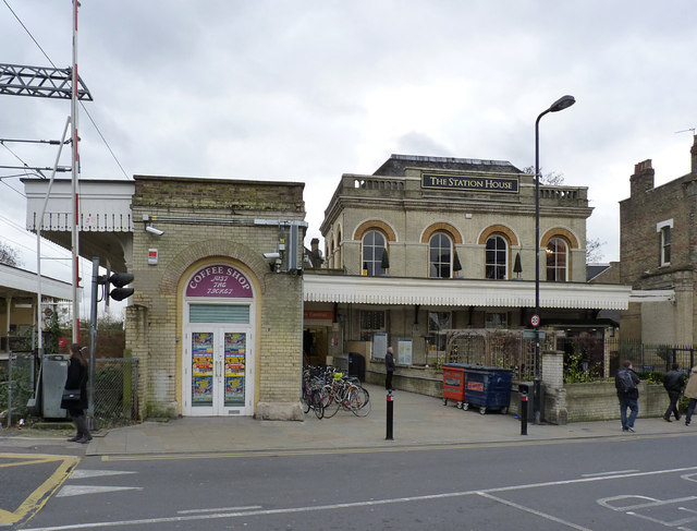 Acton Central Station