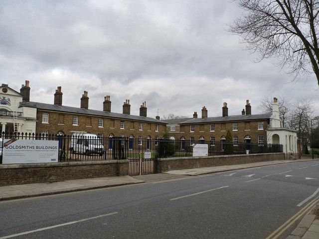 Goldsmiths' Buildings