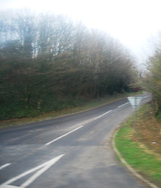 Spyway Rd at Vinney Cross
