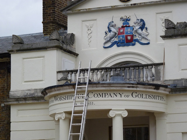 Goldsmiths' Buildings (3)