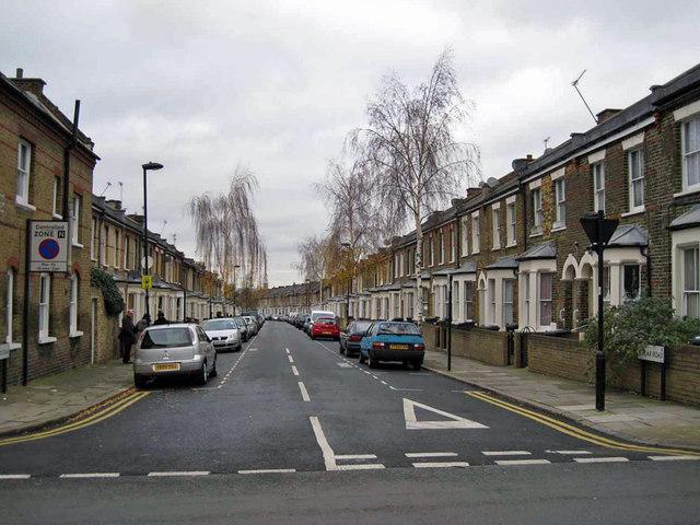 Poplar Road, Brixton
