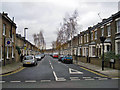 TQ3275 : Poplar Road, Brixton by Richard Dorrell