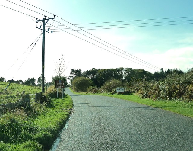 Approaching Rockcliffe