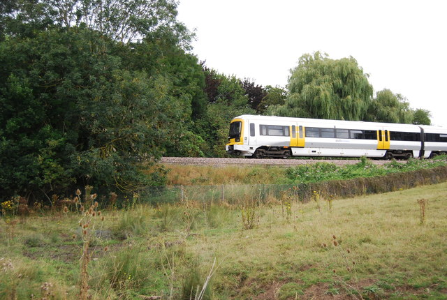 Train, Medway Valley Line