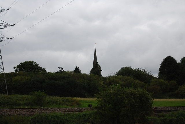 Tower of St Margaret's Church