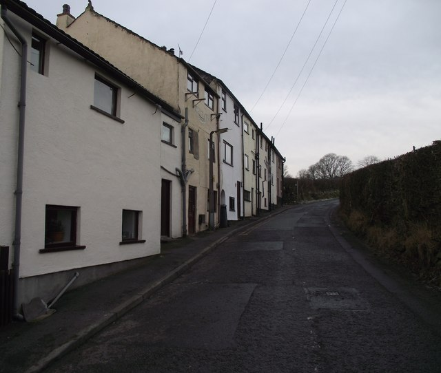 Eighteenth century cottages in Tottington