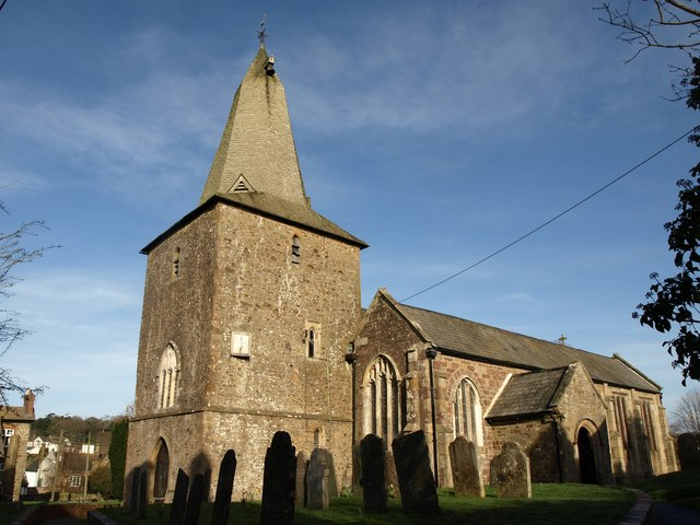 Church of St Peter, North Tawton