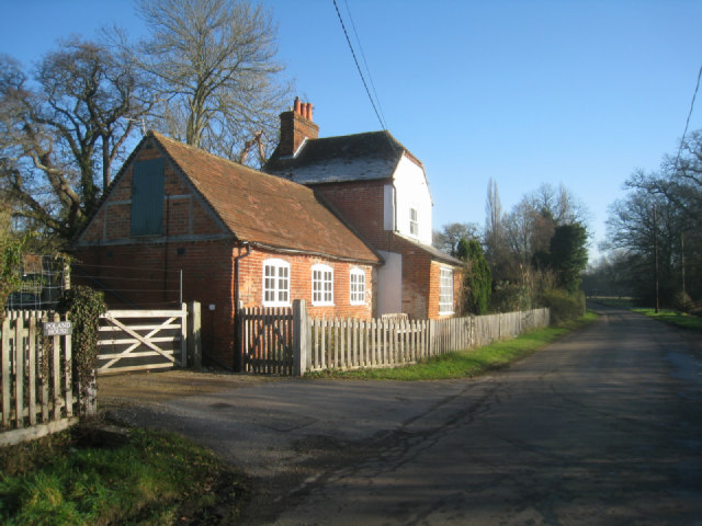 House in Whitehall hamlet