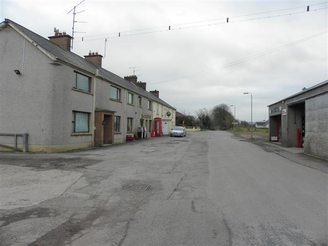 Newtownsaville Road, Tamlagh