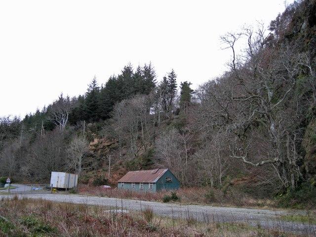 Former chapel, Balmacara