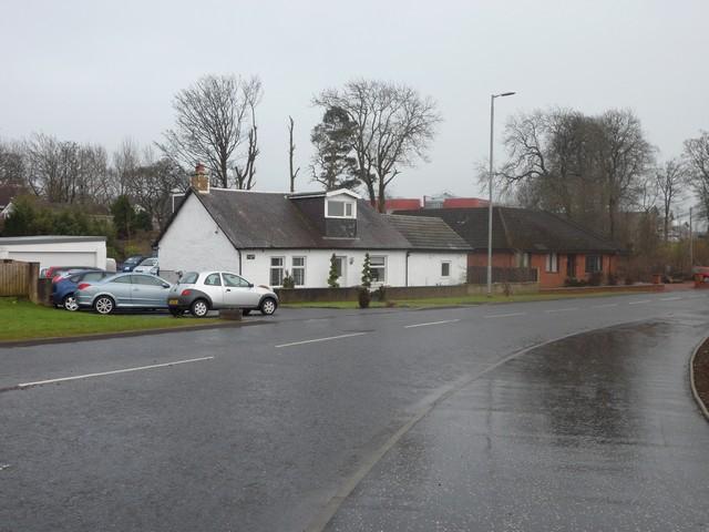 Cottage on Eaglesham Road