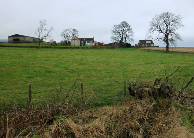 Capledrae Farm
