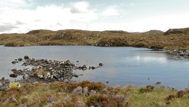 Loch a' Mhuirt, Assynt