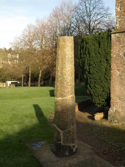 Churchyard Cross, North Tawton