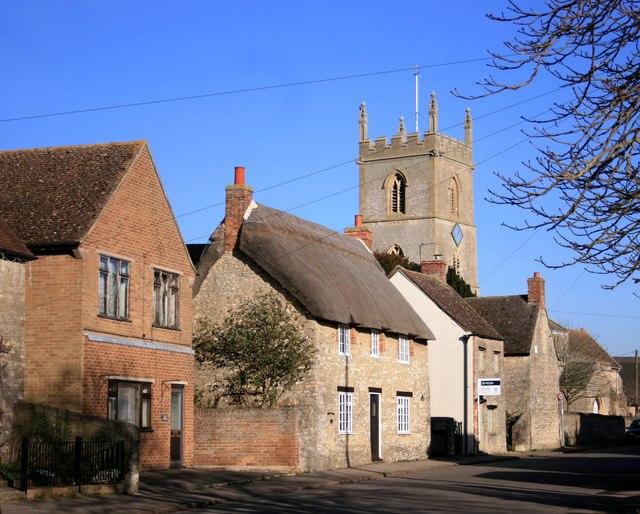 High Street, Charlton on Otmoor