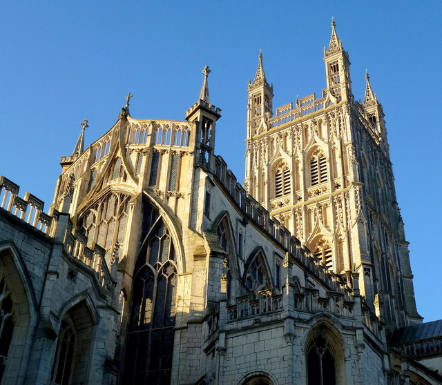 Gloucester Cathedral January 2012