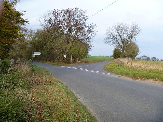 Hilltop junction