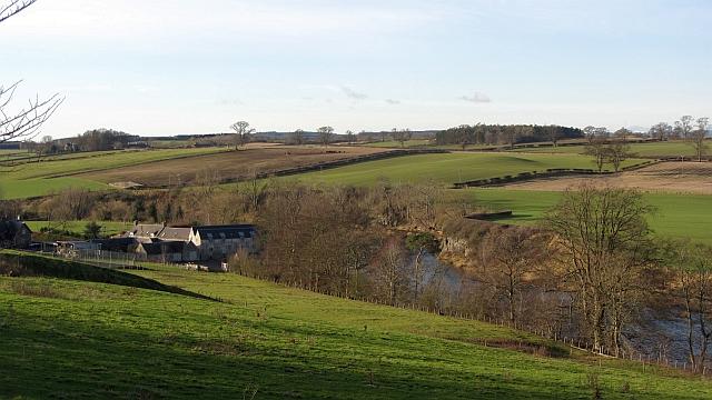 River Teviot, Heiton Mill