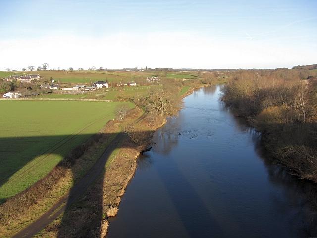 River Teviot, Roxburgh