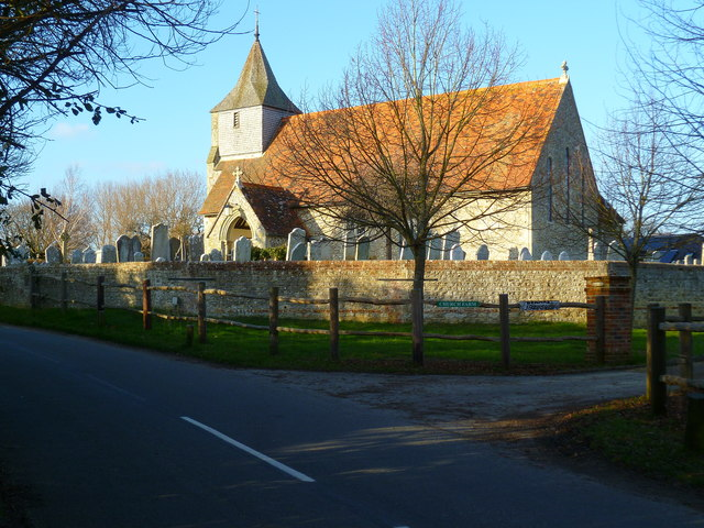 Itchenor church