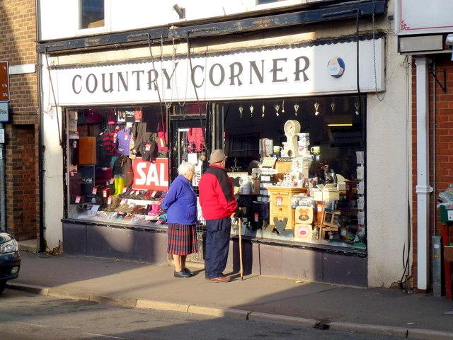 Country Corner, Newent