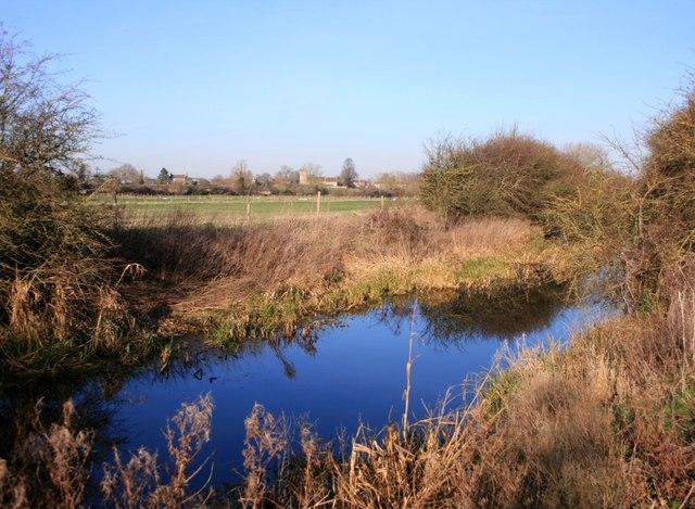 The New River Ray near Oddington