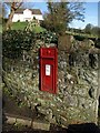 SS6602 : Postbox, North Tawton by Derek Harper