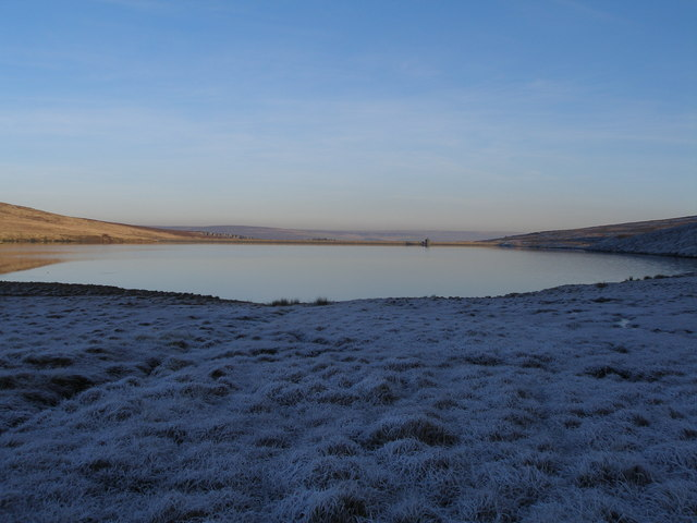 Gorple Bottom and the Upper Reservoir