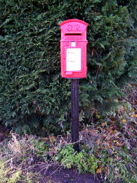 Marsh George V Postbox